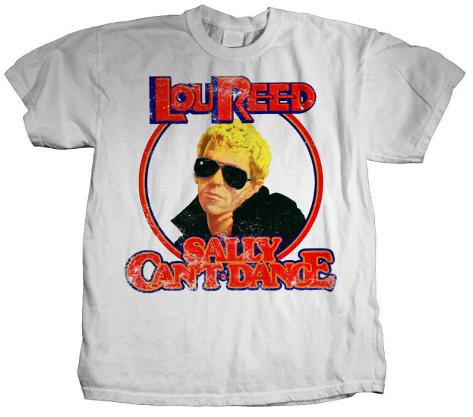 Lou Reed - Sally T-Shirt