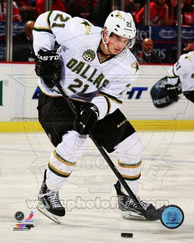 Loui Eriksson 2012-13 Action Photo
