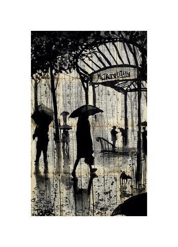 Metropolitan Giclee Print