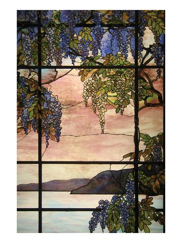 View of Oyster Bay Art Print