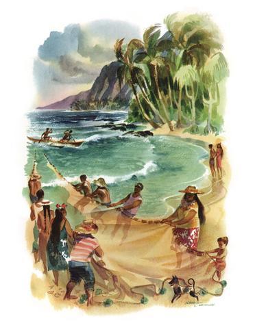 Hawaii Giclee Print