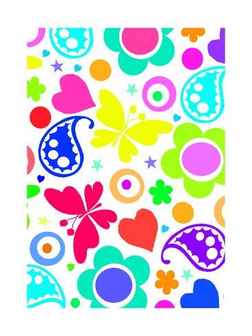 Summer Fun Giclee Print