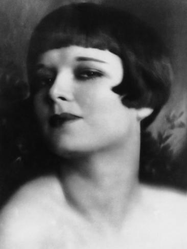 Louise Brooks, Late 1920s Photo