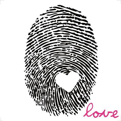 Love Print Konstprint