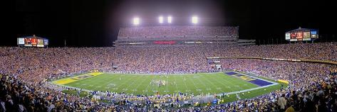 Louisiana State University - Tiger Stadium Photo