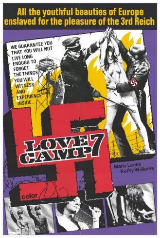 Love Camp 7 ポスター