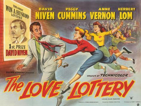 Love Lottery (The) Art Print