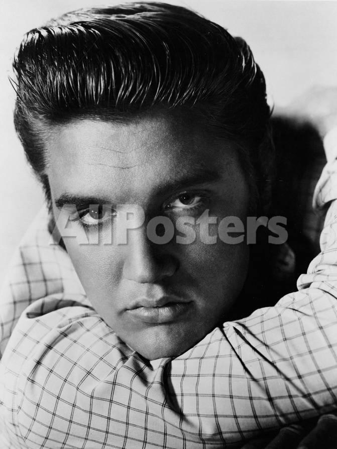Love Me Tender, Elvis Presley, 1956 Fotografía en AllPosters.es