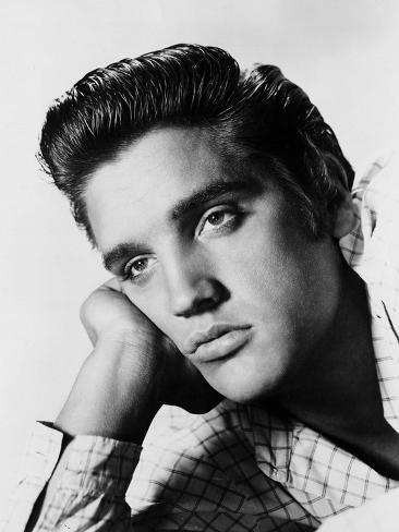 Love Me Tender, Elvis Presley, 1956 Photo