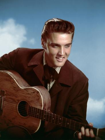 Love Me Tender, Elvis Presley, Directed by Robert D. Webb, 1956 Fotografia