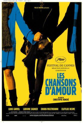 Love Songs - French Style Poster