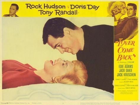 Lover Come Back, 1962 Art Print