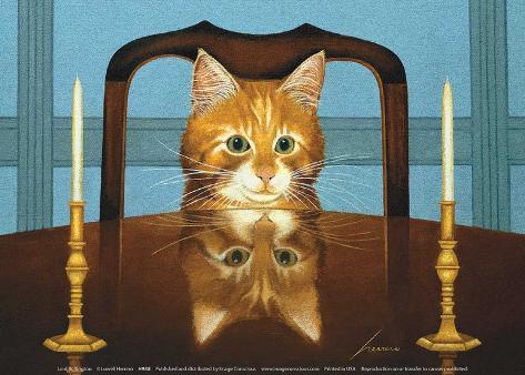 Lord Buffington Art Print