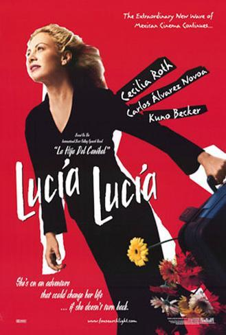 Lucia Lucia Poster