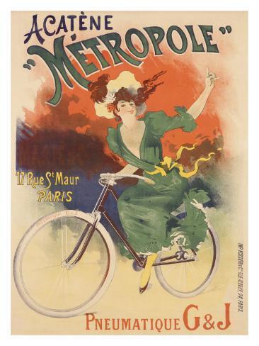 Acatene Metropole Giclee Print