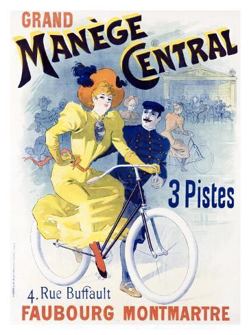 Grande Manege Central Giclee Print