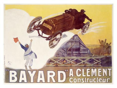 Bayard Giclee Print