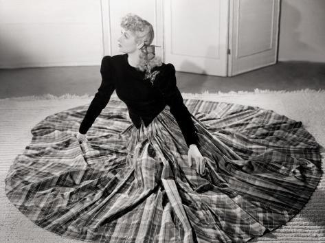 Lucille Ball Publicity Still, 1940's Photo