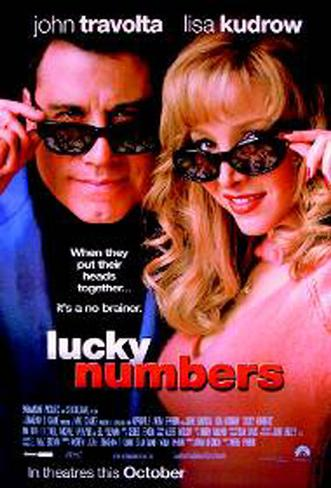 Lucky Numbers Original Poster