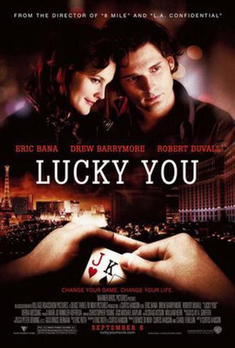 Lucky You Original Poster