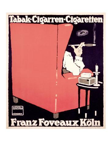 Franz Foveaux Giclee Print