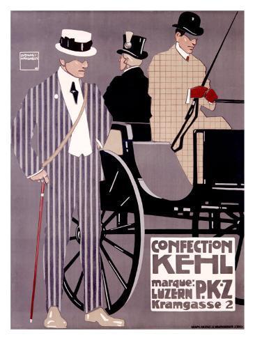 Kehl, PKZ Giclee Print