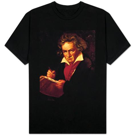 Ludwig Van Beethoven (1770-1827) Composing His