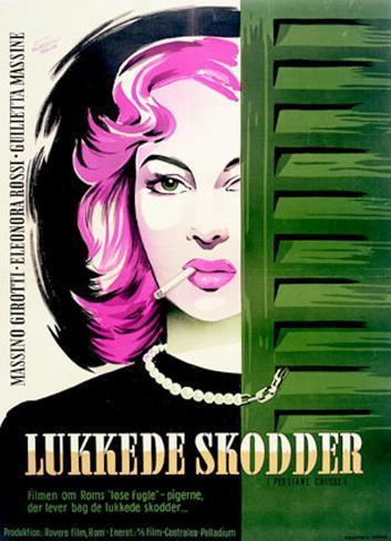 Lukkede Skodder (Behind Closed Shutters) Art Print