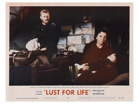 Lust for Life, 1956 Stretched Canvas Print
