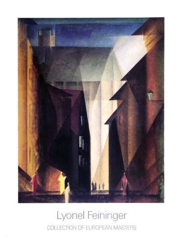Barfusserkirche , 1924 Art Print