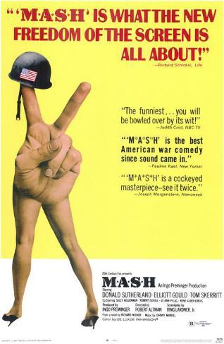 M.A.S.H. Stampa master