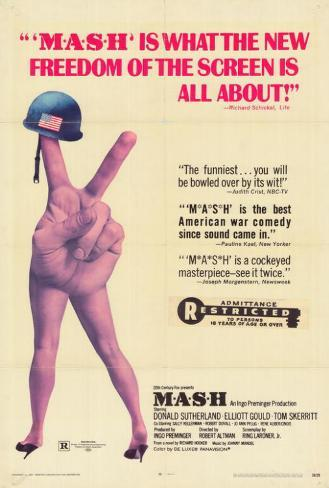 M.A.S.H. Poster
