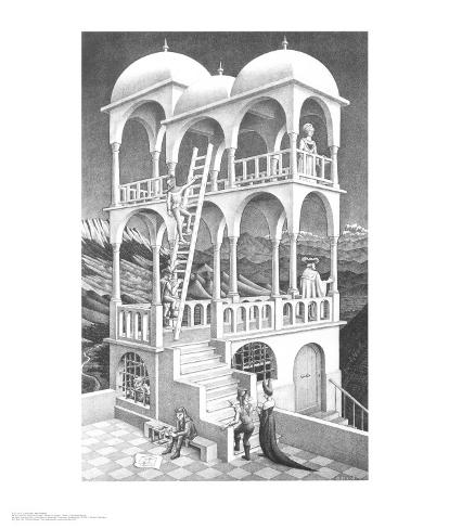 Belvedere Art Print