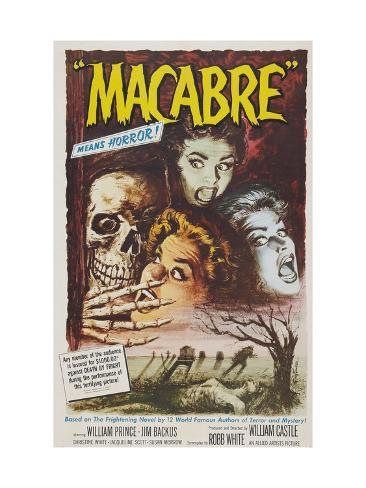 Macabre, 1958 Photo