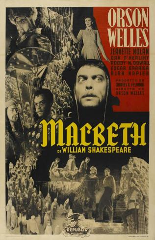 Macbeth Masterprint