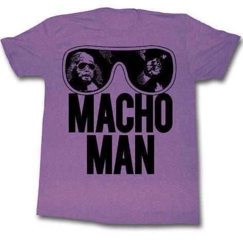 Macho Man - Ooold School T-Shirt
