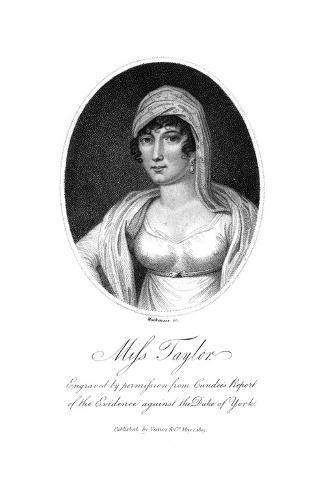 Elizabeth Taylor Giclee Print