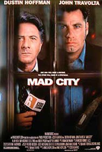 Mad City Póster original