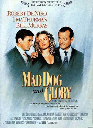 Mad Dog and Glory - French Style Masterprint