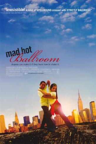 Mad Hot Ballroom Lámina maestra