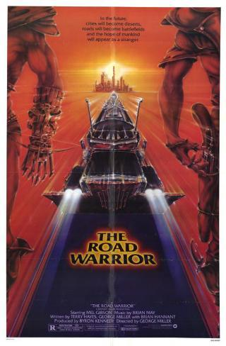 Mad Max 2: The Road Warrior Masterprint