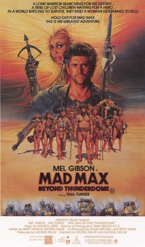 Mad Max: Além da Cúpula do Trovão Impressão original