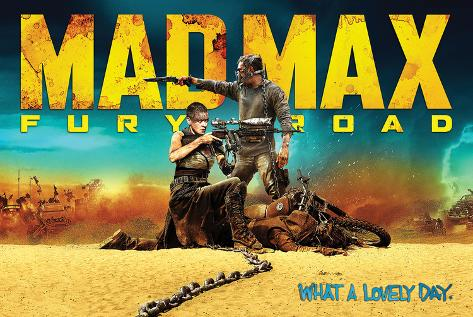 Mad Max- Fury Road Poster