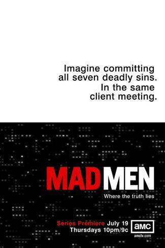 Mad Men Masterprint