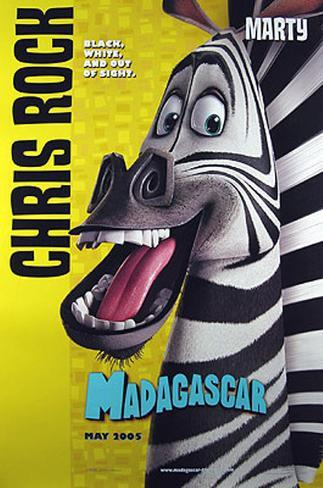 Madagascar Poster double face