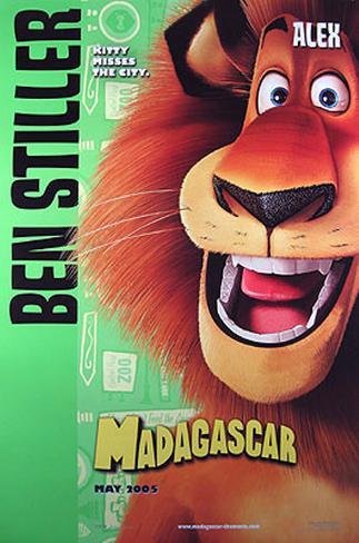 Madagascar Original Poster