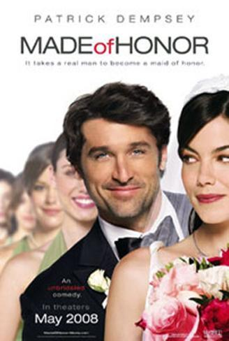 Made of Honor Double-sided poster