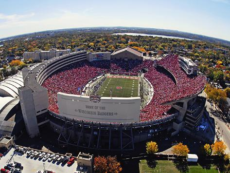 University of Wisconsin - Camp Randall Photo