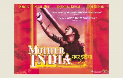 Madre India Lámina maestra