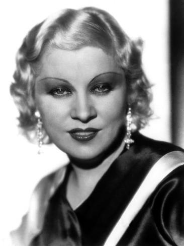 Mae West, Early 1930s Photo